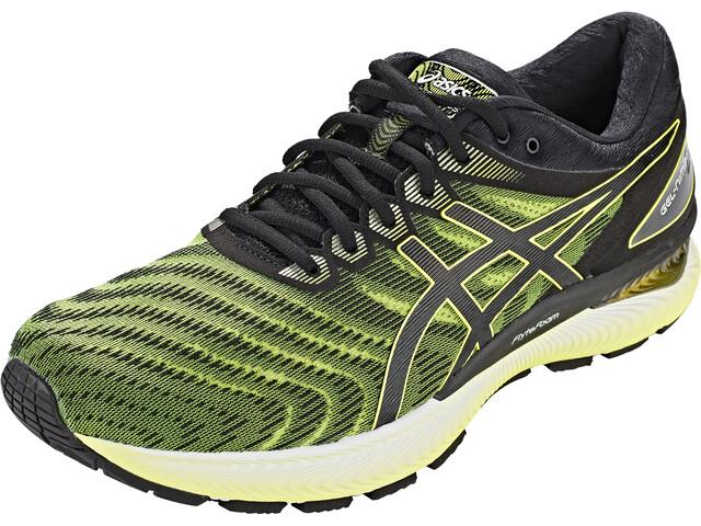 asics Gel-Nimbus 22 Shoes Men safety yellow/black